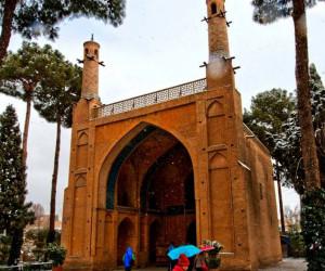 با رازهای پنهان منارجنبان اصفهان آشنا شوید + فیلم