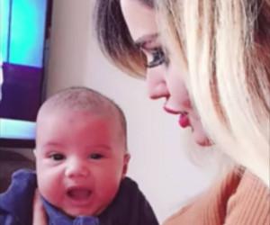 بیوگرافی سایه عباسی همسر سابق ساسی و فرزندش برسام
