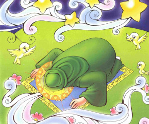 مجموعه منتخب شعر کودکانه درمورد امام سجاد (ع)