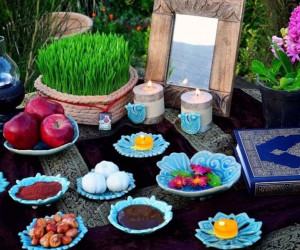 10 دکلمه زیبا درمورد عید نوروز