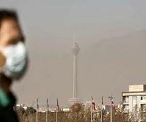 آلودگی هوای ۸ کلانشهر