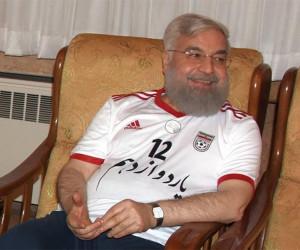 رئیس جمهور طرفدار تیم استقلال است!