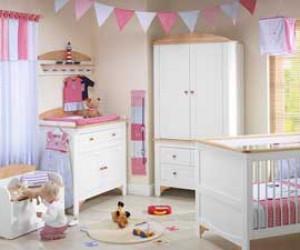 توصیه هایی برای جداسازی اتاق خواب کودک