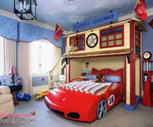 نکاتی برای چیدمان اتاق کودک درست همانطور که دوست دارد،به همین راحتی!