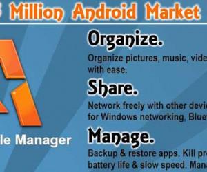 دانلود برنامه مدیریت فایل ASTRO File Manager برای اندروید
