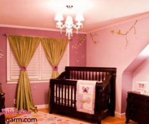 مناسب ترین رنگ اتاق خواب کودک + راهنما