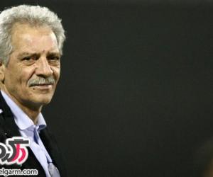 خبر بستری شدن منصور پورحیدری