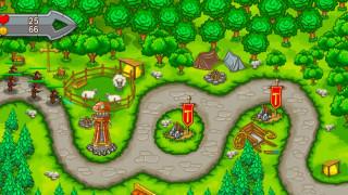 بازی دفاع از برج پادشاهی