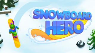 بازی قهرمان اسنوبرد