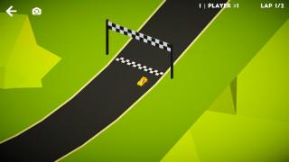 بازی ماشین مسابقه ای کوچک