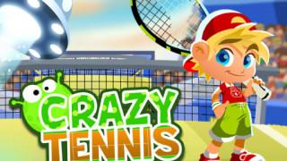 بازی تنیس با بیگانه ها
