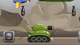 بازی دفاع با تانک