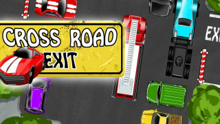 بازی خروج از جاده های متقاطع