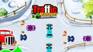 بازی مدیر کنترل ترافیک