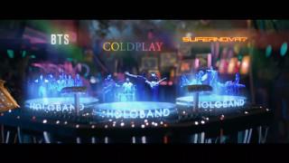 موزیک ویدیو جدید My Universe از Coldplay X BTS بی تی اس و کلدپلی