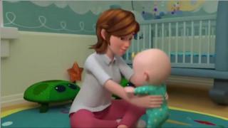 آموزش قبل از خواب کودک با کوکوملون