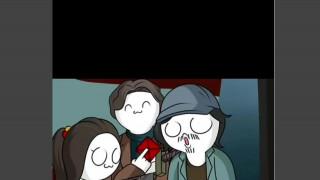 انیمیشن طنز ۳ دقیقه ای بازی مرکب (فوق العاده خنده دار)