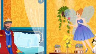 قصه تصویری کودکانه شاهزاده