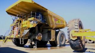 کلیپ تعویض چرخ کامیون ۴ تنی - دامپتراک