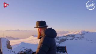 اجرای موسیقی در ارتفاع ۳۰۰۰ متری