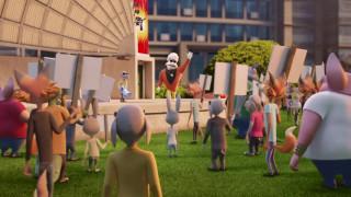انیمیشن سینمایی سگ راک ۲ : راک در اطراف پارک زیرنویس فارسی