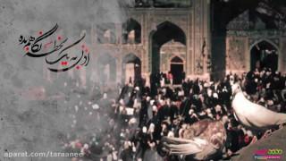 کلیپ تولد امام رضا آمده ام ای شاه
