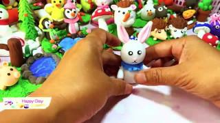 آموزش ساخت کاردستی خرگوش کوچولو