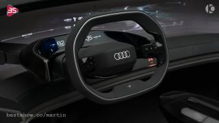 کانسپت جدید شرکت خودروسازی آئودی