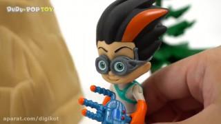 ویدیو کودکانه بازی با عروسک