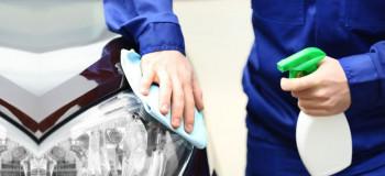 لیست قیمت واکس و پولیش و اسپری تمیز کننده خودرو
