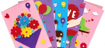 ۲۵ عکس زیبا از کارت پستال های فانتزی و قلبی