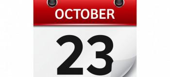 آیا میدانید در ۱ آبان ماه مصادف با ۲۳ اکتبر چه اتفاقاتی افتاد؟