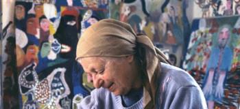 ۲ آبان ماه ۱۳۸۴ درگذشت بانو قنبری (ننه مکرمه)، نقاش خودآموخته