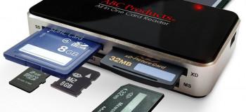 لیست قیمت رم ریدر (Card Reader)