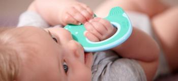 لیست قیمت دندان گیر کودک و نوزاد