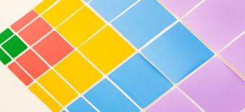 آشنایی با رنگ ها از نظر روانشناسی