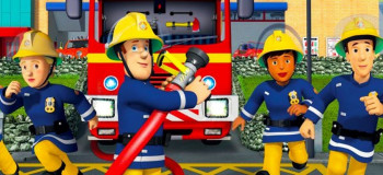 ۱۰ شعر کودکانه با موضوع آتش نشان + آهنگ کودکانه آتش نشان