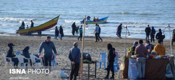 مسافران بی ماسک نوروز ۱۴۰۰ در مازندران!