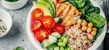 چه نوع رژیم کاهش وزن بگیریم که هیچگونه آسیب به بدن وارد نشود؟