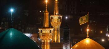 راهنمای سفر به مشهد از اصفهان
