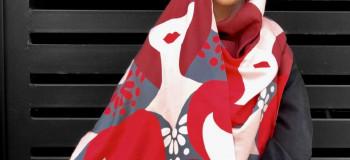 چه نکاتی در خرید شال و روسری فانتزی مهم است؟
