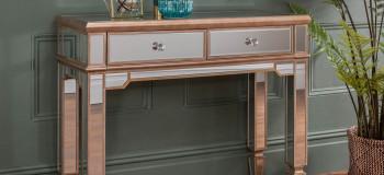 ۲۵ مدل از میز کنسول آینه ای جدید