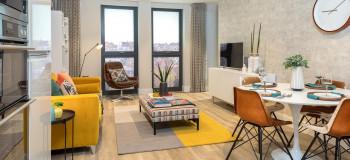 برترین ایده های چیدمان و دکوراسیون داخلی منزل رنگی رنگی و رویایی