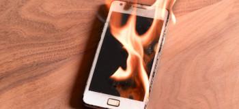 ۱۲ علت اصلی داغ شدن گوشی موبایل