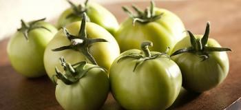 آیا مصرف گوجه فرنگی سبز فایده ای دارد ؟