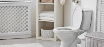 چرا آب سیفون توالت فرنگی قطع نمی شود؟