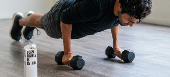 با انجام حرکت پلانک سلامت عمومی بدن خود را بالا ببرید