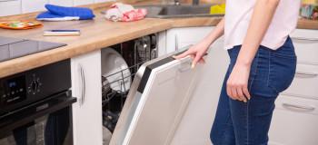 آموزش جرم گیری ماشین ظرفشویی