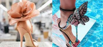 کفش مجلسی ۹۹ با انواع طرح های متفاوت زنانه و دخترانه را ببینید