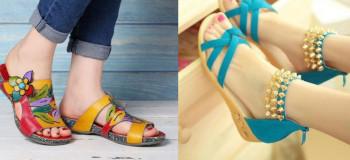 جدیدترین مدلهای کفش بهاره دخترانه با طرح های بینظیر و خوش استایل